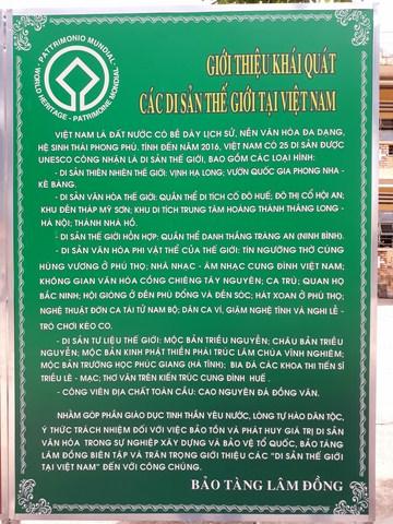 Triển lãm ảnh về Di sản Việt Nam năm 2017