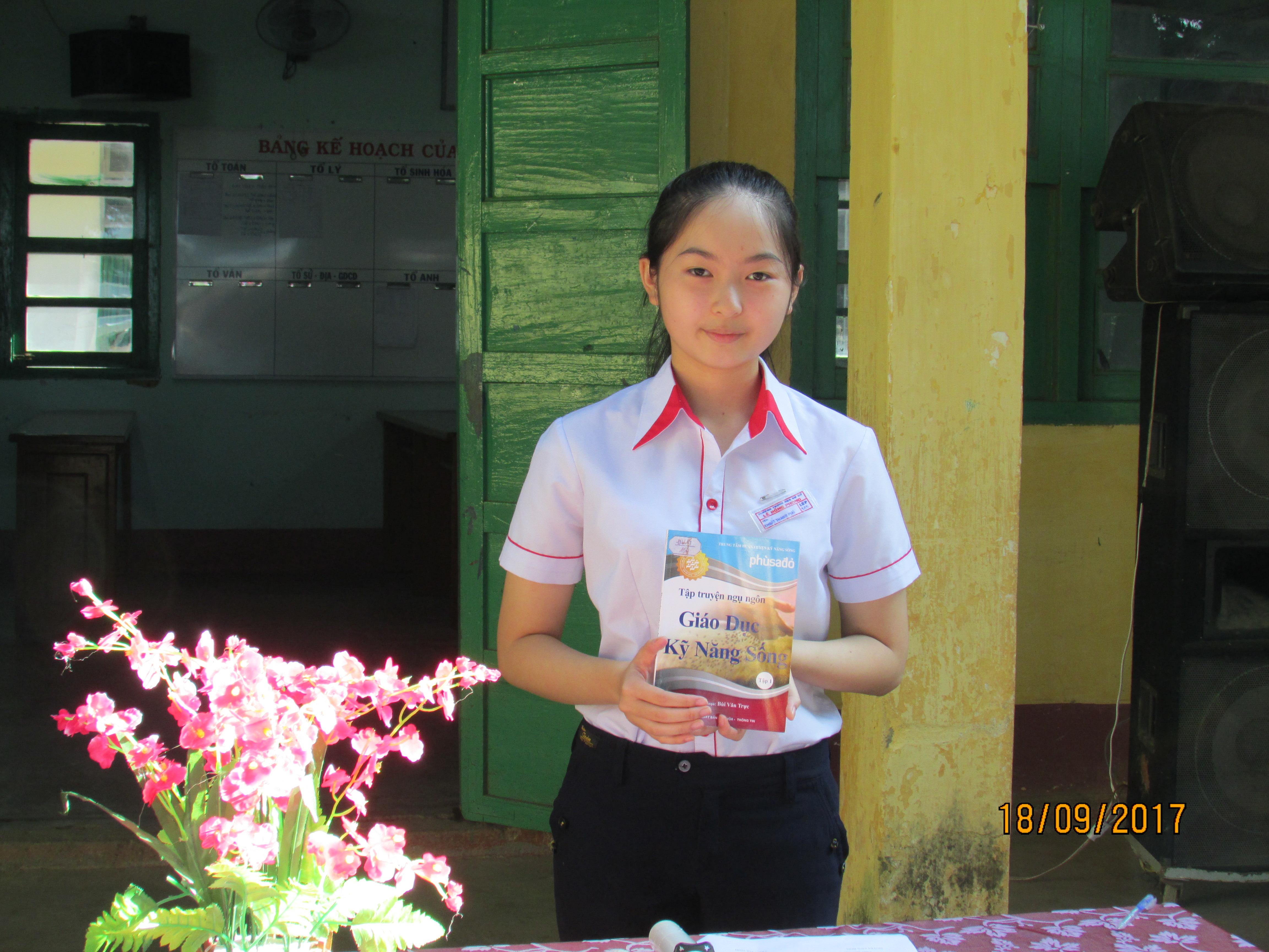 Giới thiệu sách: Tập truyện ngụ ngôn: Giáo dục kĩ năng sống