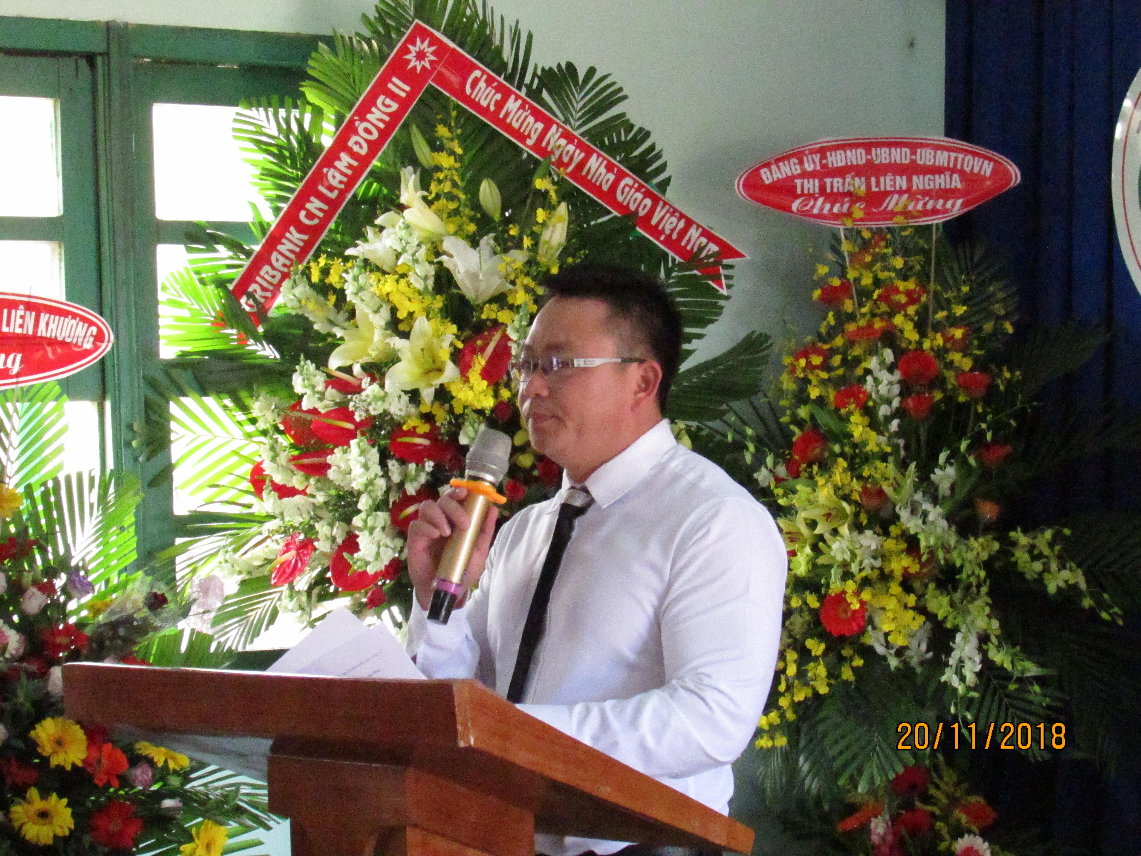 Trường THCS Lê Hồng Phong – Tập thể Lao động xuất sắc