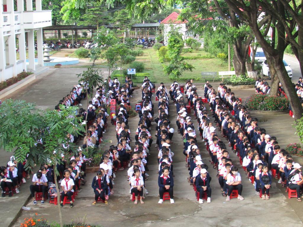 Học sinh khối 6