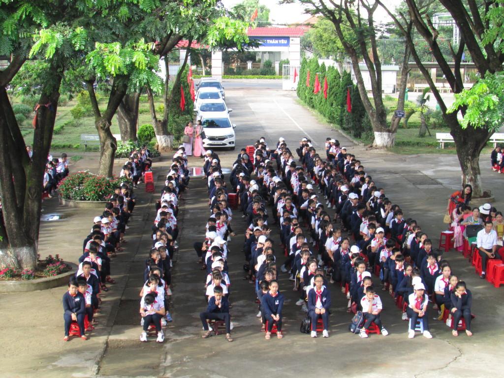 Học sinh khối 7